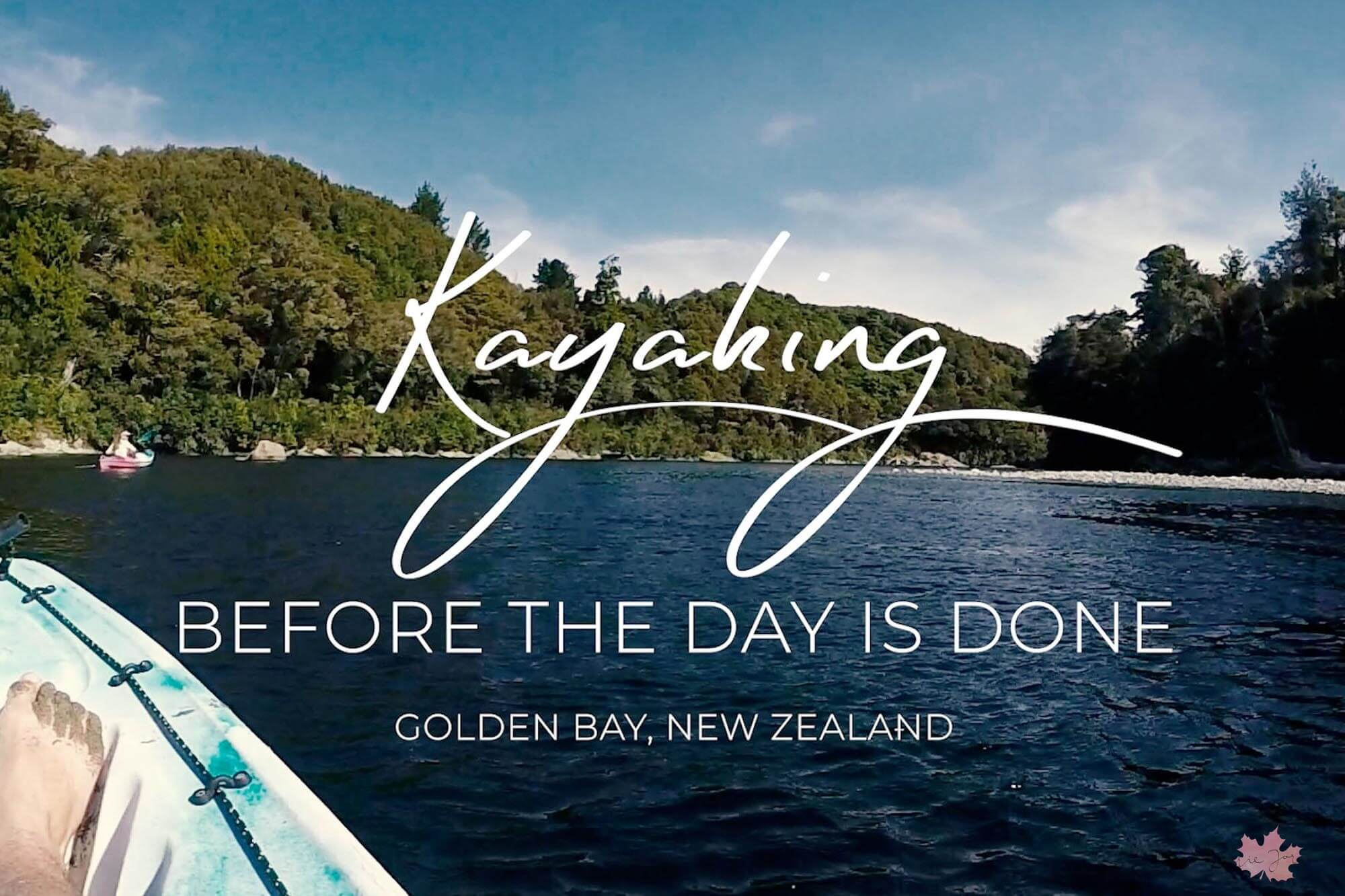 river kayaking golden bay